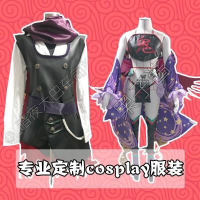 涟泱专业承接各种cosplay服装定制