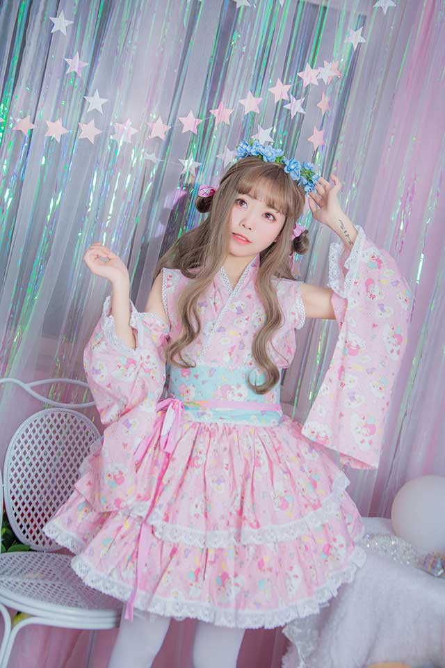 cosplay印花服装