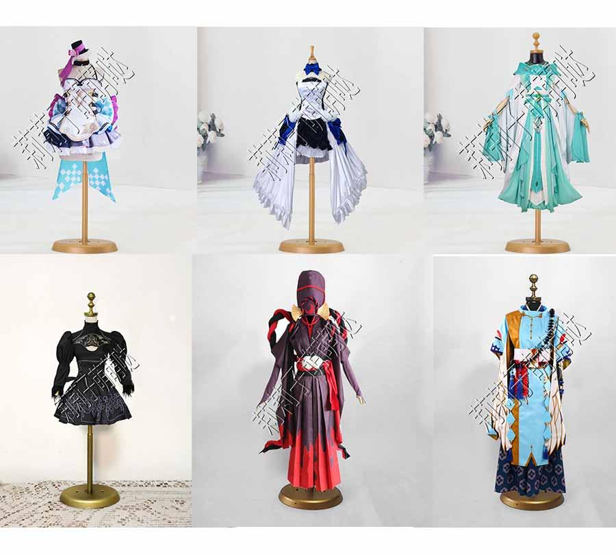 cosplay服装定制