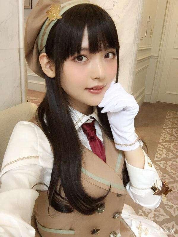 上坂堇cosplay服装