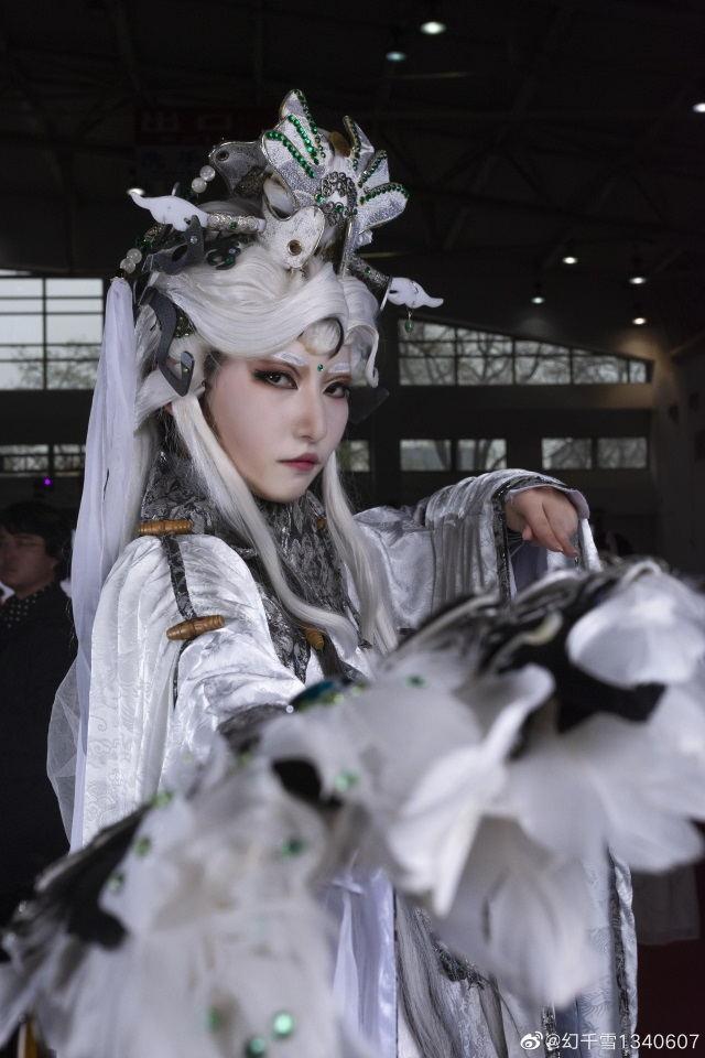 霹雳布袋戏cosplay