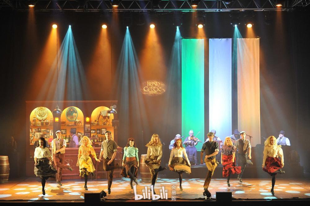 天津·风靡全球踢踏舞剧《爱尔兰传奇》