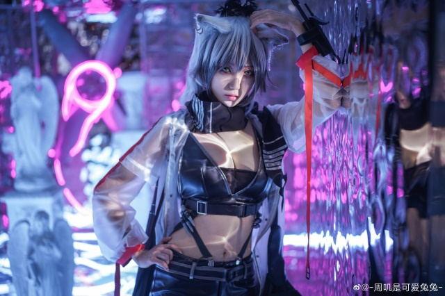 明日方舟cosplay组图