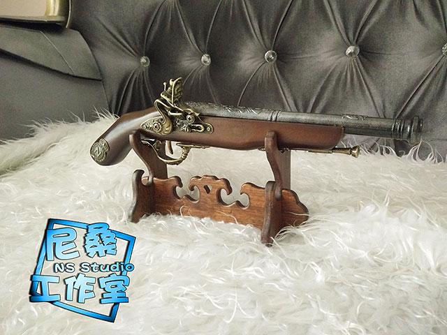 时崎狂三短枪cos道具